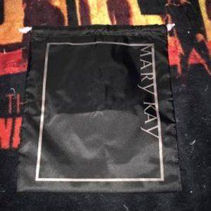 MARY KAY BLACK SATIN BAG (3)